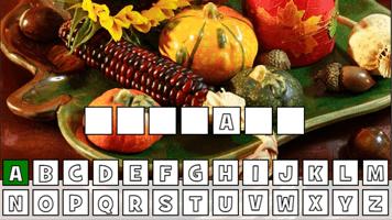 Thanksgiving Hangman