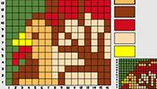 Thanksgiving Mosaics 16x16
