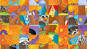 Thanksgiving Swap Puzzle