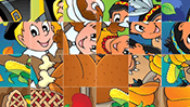 Thanksgiving Turn Puzzle