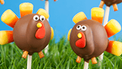 Turkey Cake Pops Jigsaw Puzzle