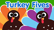 Turkey Fives