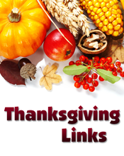 Thanksgiving Links