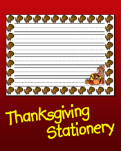 Thanksgiving Stationery