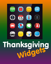 Thanksgiving Widgets