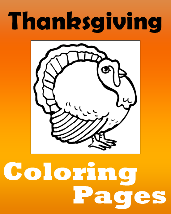 Free Coloring Sheets for Thanksgiving | family holiday.net/guide ... | 691x553