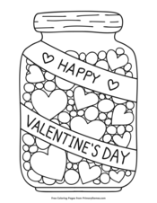 Hearts in a Jar