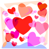 Valentine Drag & Drop Puzzle