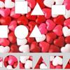 Valentine Shape Puzzle