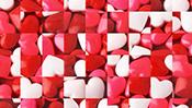 Valentine Swap Puzzle