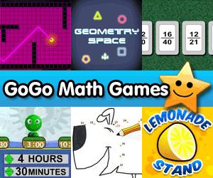 GoGo Math Games
