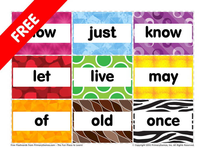 It's just a photo of First Grade Sight Words Flash Cards Printable inside pdf