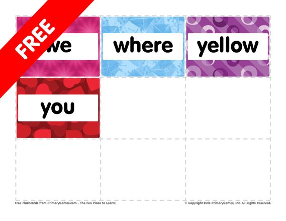 primer Worksheets  Reading Pre dolch worksheets of help version primer sight Primer lists pre pre words