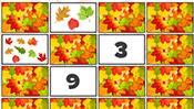 Autumn Leaves Memory