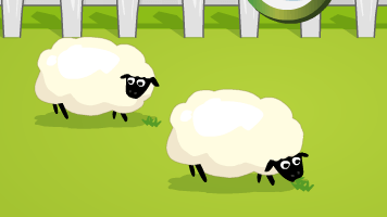 Count the Sheep PrimaryGames