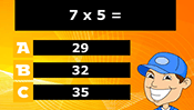 Drive: Times Tables Practice