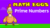 Math Eggs: Prime Numbers