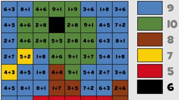 math mosaics spring primarygames play free online games. Black Bedroom Furniture Sets. Home Design Ideas