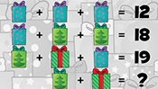 Math Riddles: Christmas