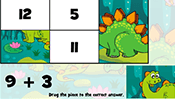 Math Tiles: Addition 0-20