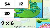 Math Tiles: Spring Multiplication