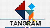 Four Piece Tangram