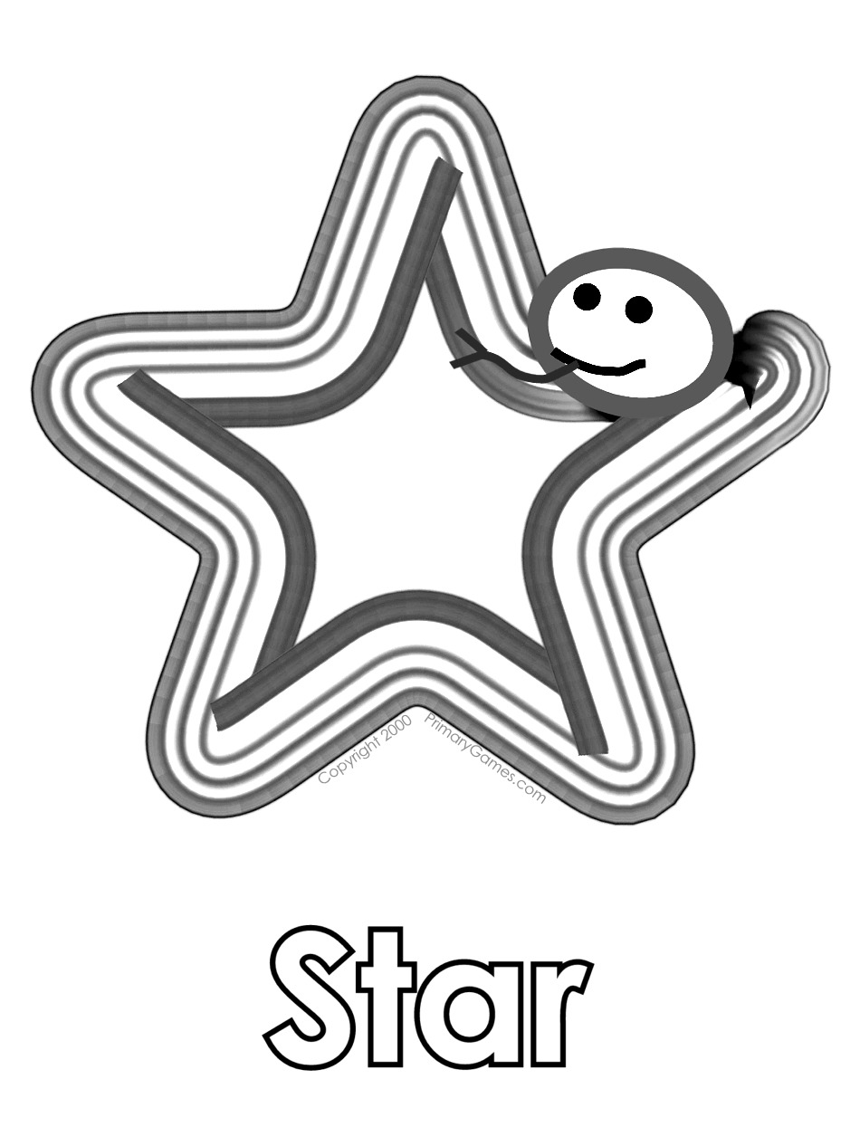 Free coloring pages from PrimaryGames.com.