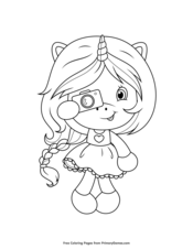 Unicorn Coloring Pages Free Printable Pdf From Primarygames