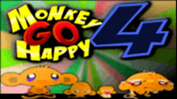 Monkey GO Happy 4 PrimaryGames