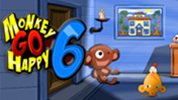 Monkey GO Happy 6 PrimaryGames