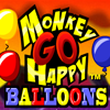 Monkey GO Happy Balloons