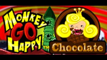 Monkey GO Happy Chocolate PrimaryGames
