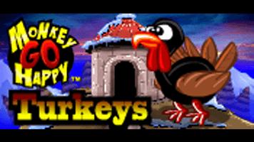 Monkey Go Happy Turkeys Primarygames Play Free Online