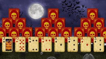 Halloween Tripeaks Free Online Games at PrimaryGames