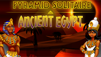 Pyramid Solitaire Ancient Egypt PrimaryGames Play