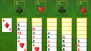 Getting started is easy: pharaoh pyramid solitaire