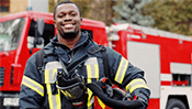 Fire Fighter Jigsaw Puzzle