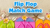 Flip Flop Match Game