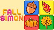 Fall Simon Says