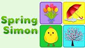 Spring Simon Says
