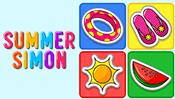 Summer Simon Says