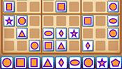 Shape Sudoku Puzzle