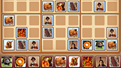 Thanksgiving Sudoku Puzzle