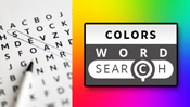 Color Words Word Search