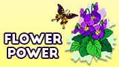 Flower Power Maze Game