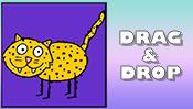 Cat Drag & Drop Puzzle