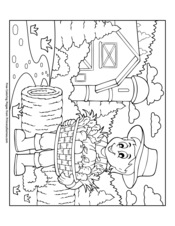 photo about Fall Coloring Pages Free Printable named Slide Coloring Webpages Printable Coloring e book - PrimaryGames