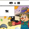 Click Math: Autumn Addition to 100