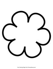Simple Flower Pattern