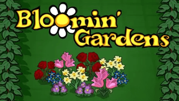 Bloomin Gardens Free Online Games at PrimaryGames